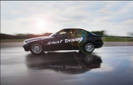 Picture of Stunt Driving 101 / Spin Class - Ride Along