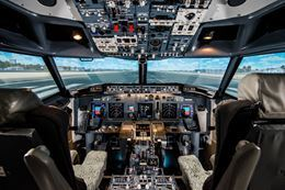 Picture of Boeing 737 Flight Simulator - 1.5 hours