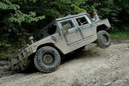 Picture of Off Road Scenic Hummer Adventure - Child