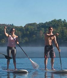 ntroduction to Stand Up Paddleboarding (SUP) Ottawa Gatineau Breakaway Experiences