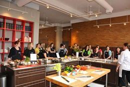 Hands-on Cooking Class with The Urban Element