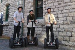 Picture of Distillery District Segway  Spin - 30 minutes
