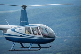 Helicopter Flight Over Ottawa & The Gatineau Hills, Breakaway Experiences