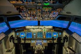 Picture of Boeing 737 Flight Simulator Experience –  Dual Pilot 35 MINUTES