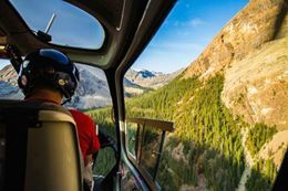 Picture of Rocky Mountains Heli-Yoga Experience