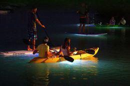 Picture of Light the Night Kayak Tour - Double Kayak