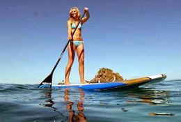 Picture of Stand Up Paddle Boarding, Vancouver  -  Private Lesson for 1