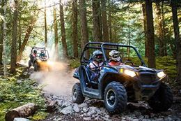 Off Road RZR Tours is Whistler's most exciting off-road driving experience.