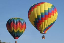 Picture of Regina Hot Air Balloon Ride