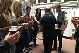 Craft beer lovers tour, Halifax Nova Scotia