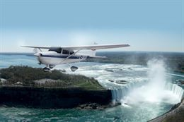 Picture of Niagara Falls Wine, Dine & Fly Tour - 3rd passenger
