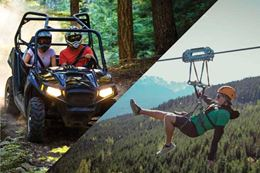 Picture of Whistler Zipline and Off Road RZR Adventure - 1 person per RZR