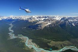 Rocky Mountains Helicopter Tour, Banff, Jasper, Breakaway Experiences