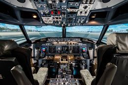Picture of Boeing 737 Flight Simulator - 2 hours