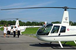 1000 Islands helicopter tour from Gananoque