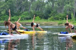 Toronto Islands SUP Yoga, Breakaway Experiences