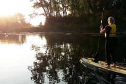 Toronto Islands Stand Up Paddleboarding Eco-Tour Breakaway Experiences