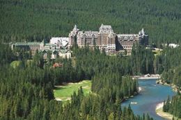 Enjoy some of the best places to eat in Banff on the Fairmont Banff Springs Hotel Food Tour