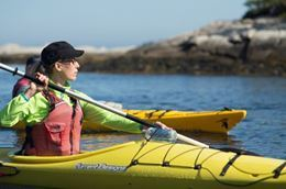 Picture of Halifax Guided Sea Kayaking Tour - Seascape Quick Escape