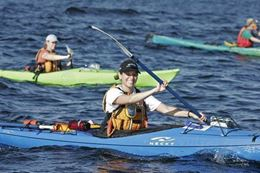 Sea Kayaking Lesson, Halifax