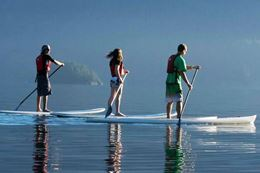 Introduction to Stand Up Paddleboarding, Halifax