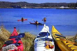 Halifax Full Day Guided Sea Kayaking Tour and Hike