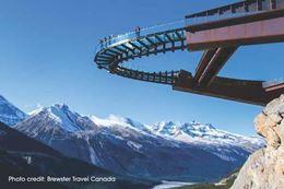 Columbia Icefields Parkway & Glacier Skywalk Tour