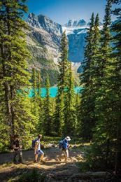 Guided Hikes Banff National Park Alberta