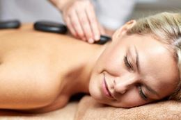 Picture of Hot Stone Massage - 60 minutes