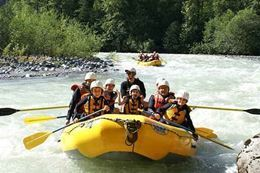 Picture of Squamish Rafting Family Adventure -  Adult