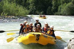 Picture of Squamish Rafting Family Adventure -  Child