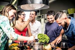 Picture of Cooking Class and Dinner Experience for up to 10 people