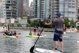 Picture of Stand Up Paddleboard Lesson, Vancouver