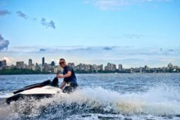 Discover Vancouver sites on a Seadoo Tour and Bowen Island Dinner