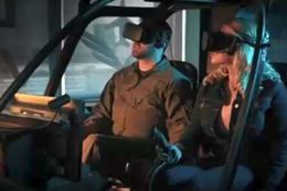 Picture of Virtual Reality Helicopter Simulator Experience FOR TWO - 25 MINUTES