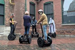Picture of Distillery District Segway Ghost Tour