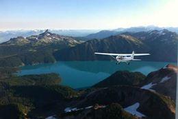 Picture of Sea to Sky Scenic Flight PRIVATE FLIGHT FOR 2