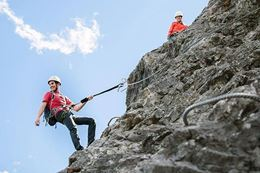 Picture of Banff Via Ferrata Tour