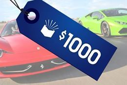Picture of $1,000 Gift Card
