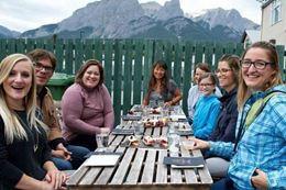 Discover the places to eat in Banff and Canmore on a private guided food tour.