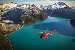 Picture of Private Whistler Helicopter Tour - Whistler Explorer - Jet Ranger Helicopter -12 Minute Tour