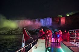Picture of Niagara Falls Night Tour with Dinner and Cruise