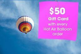 Picture of Grand Prairie Hot Air Balloon Ride