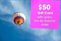 Picture of Toronto Area Hot Air Balloon Ride (Kitchener)
