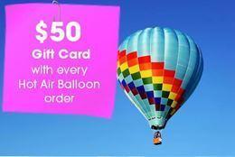 Picture of Edmonton Hot Air Balloon Ride