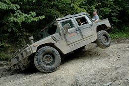 Picture of Off Road Scenic Hummer Adventure - Private Tour