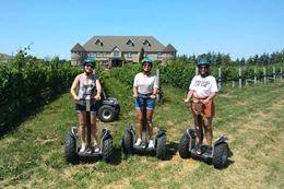 Picture of Segway Tour and Wine Tasting at Lundy Manor Wine Cellars