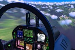 Learn to fly a F-18 Super Hornet Jet – Calgary Flight Simulator Experience