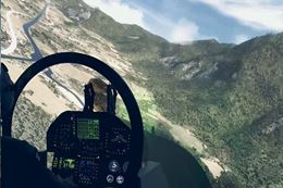 Fly like the real pilots do in a F-18 Super Hornet Jet Flight Simulator, Calgary