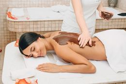Agave Body Wrap with hot stone massage in Edmonton, Alberta
